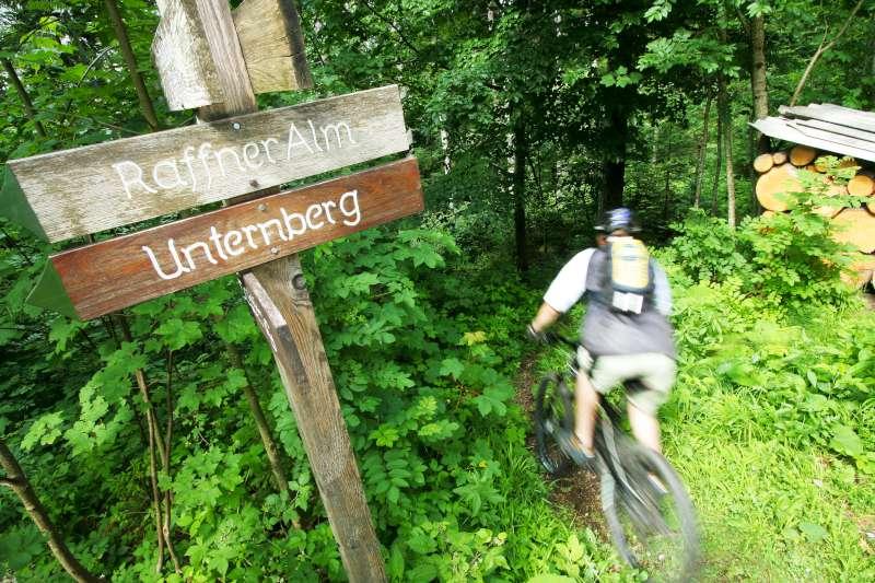 Downhill am Unternberg